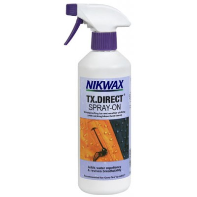 Nikwax TX Spray on 500 ml