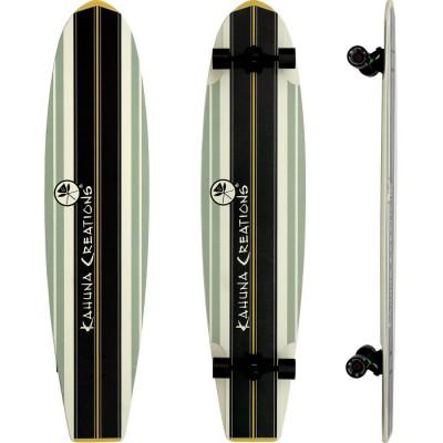 """Bombora 59"""" Longboard Black"""
