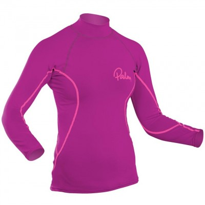 Palm Share Rash Guard women's LS