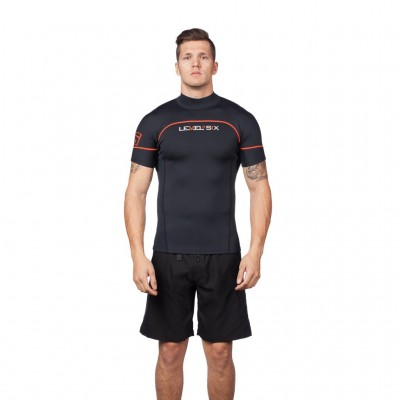 Level Six Jericho Short Sleeve Neoprene