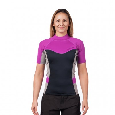 Level Six Sombrio Short Sleeve Neoprene