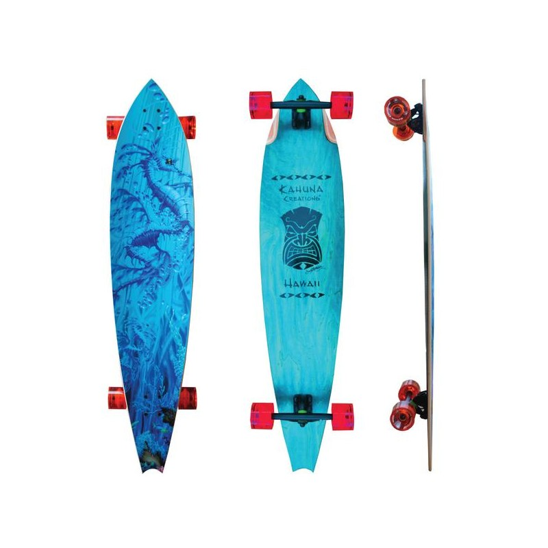 "Haka Sea Dragon 47"" Longboard"