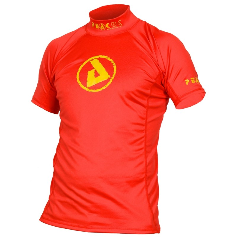 Peak Uk Tecwik Short Sleeved
