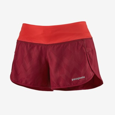 Patagonia Women's Strider Running Shorts - 3½""