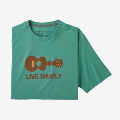 M's Live Simply Guitar ResponsibiliTee