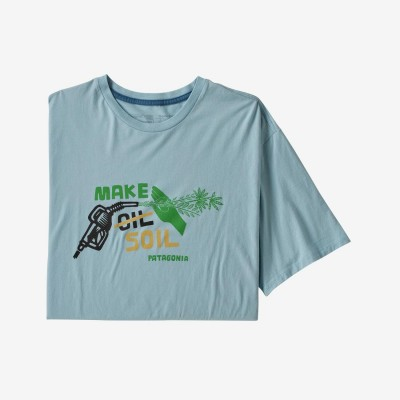 Patagonia Men's Make Soil Organic Cotton T-Shirt