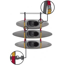 HF Express Boat Rack