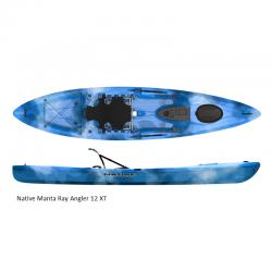 Native Manta Ray