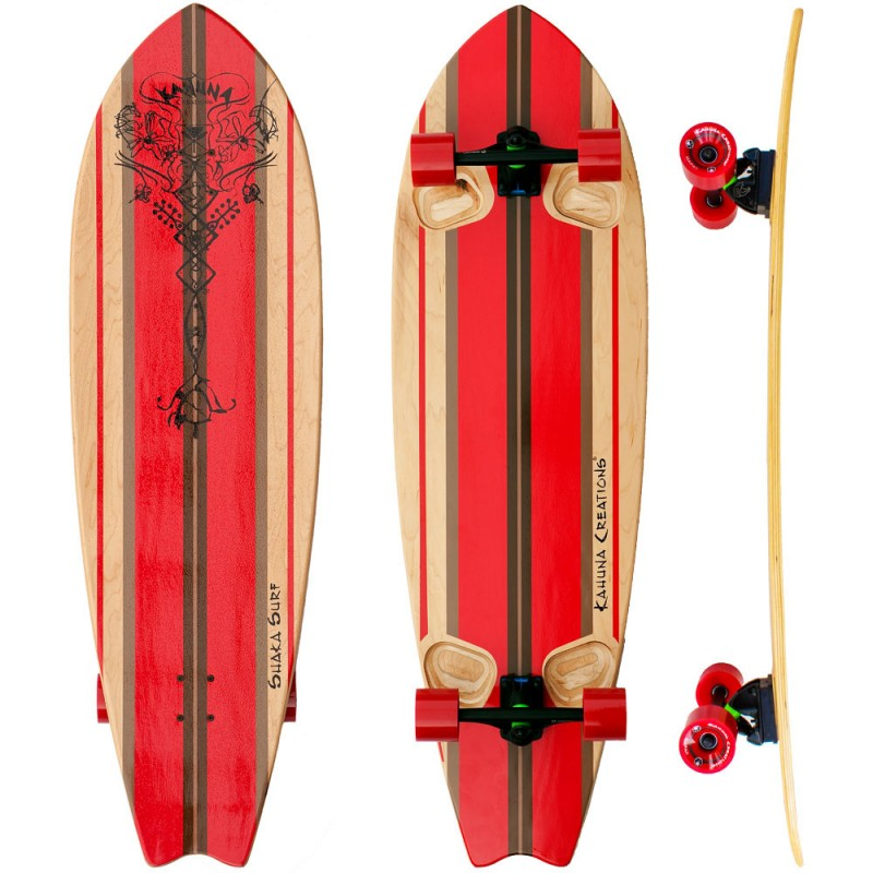 """Shaka Surf 46"""" x 14"""" Longboard"""