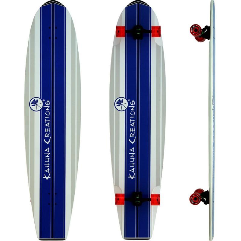 """Bombora 59"""" Longboard Blue"""