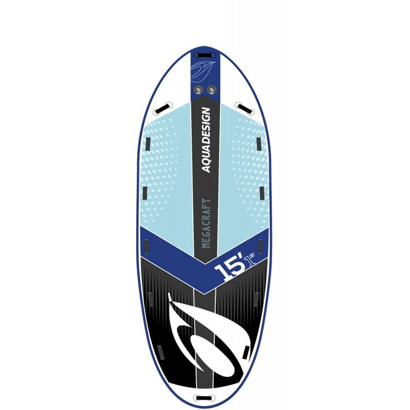 Aquadesign Megacraft 15'1″