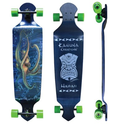 "Seeker Drop Deck 43"" Longboard"