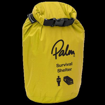 Palm Survival Shelter